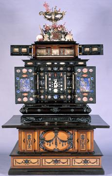 The Augsburg Art Cabinet - Gustavianum - Uppsala University, Sweden