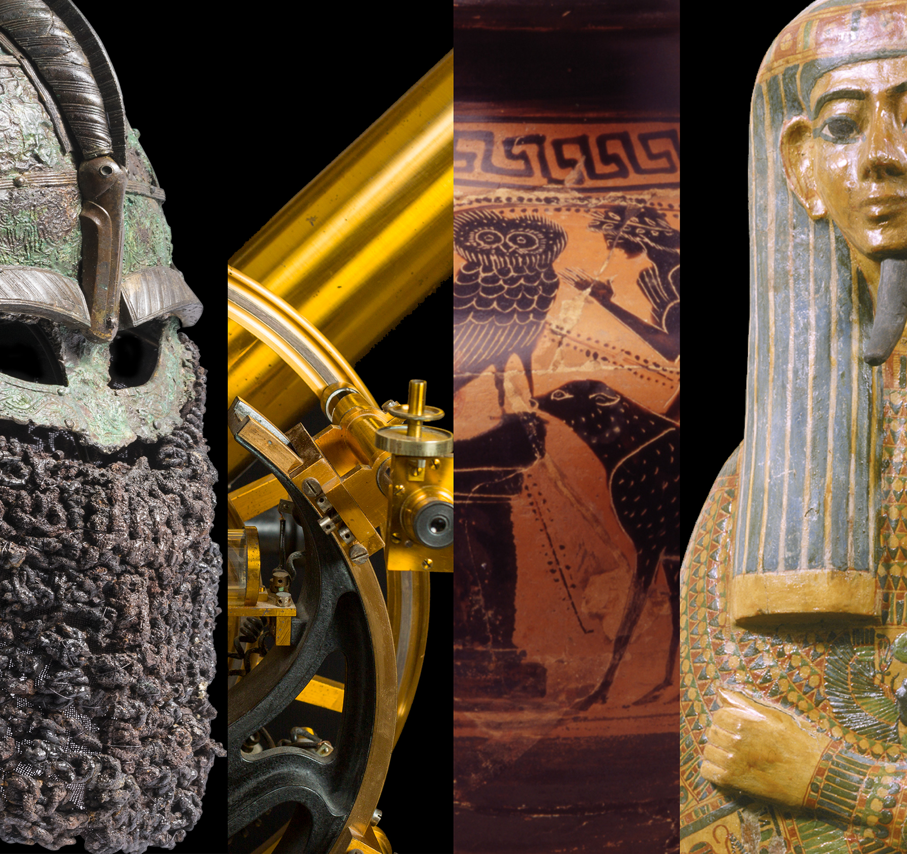 Themed guided tour: Far away in Egypt and Greece – an archaeological journey in time and space